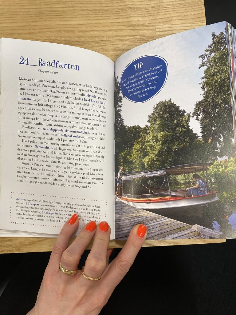 111 steder børn guidebog københavn