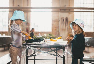 Werkstatt åbner dørene for store og små i efterårsferien