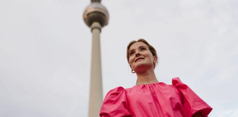 Caroline Sølver udgiver ny guidebog til Berlin –Berlin stories