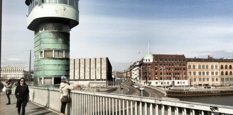 Påske-sol i København