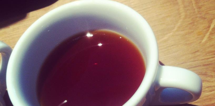 Sort kaffe er det nye sort
