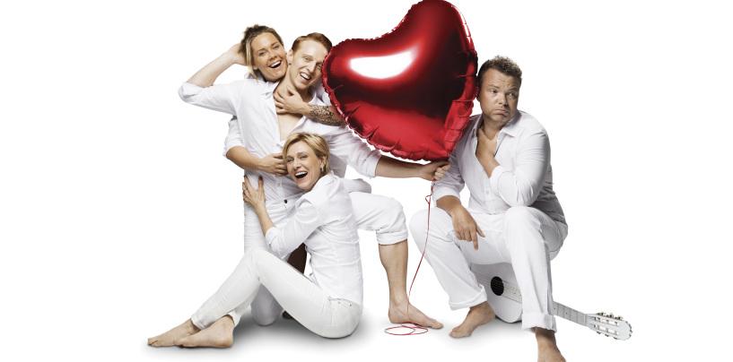 Alle elsker kærlighed