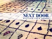 NEXT DOOR – Recycle your rooms
