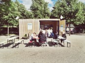 CAFE VENLIGBO I ENGHAVEPARKEN