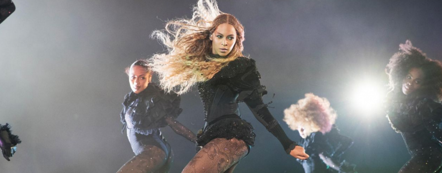 #ISLAYALLDAY BEYONCE THE FORMATION WORLD TOUR