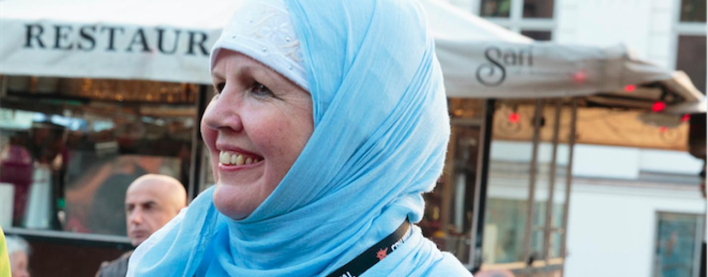 Annette Bellaoui   Københavnersnuden #104