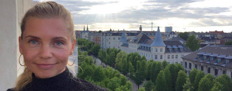 Rikke Lind Ostenfeld   Københavnersnuden #149