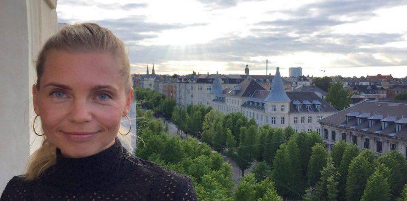 Rikke Lind Ostenfeld | Københavnersnuden #149