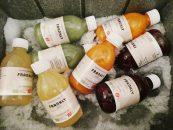 Lovecopenhagen tester: Frankly Juice