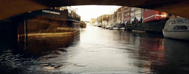 Nyt hørespil i Københavns kanalbåde