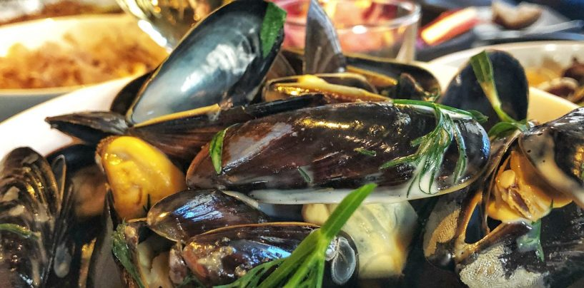 Byens bedste Moules!