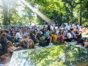 Tag til Bloom Festival i Søndermarken