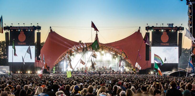 5 ting du skal opleve på Roskilde Festival 2018