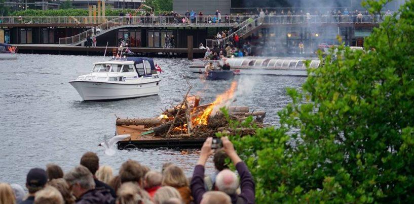 Sankthansaften i København