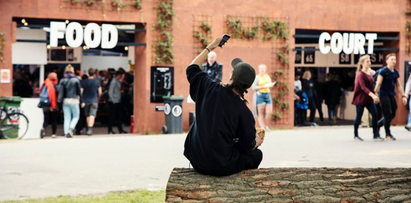 Madoplevelser på Roskilde Festival 2018