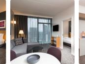 Apartmenthotel og cocktailbar
