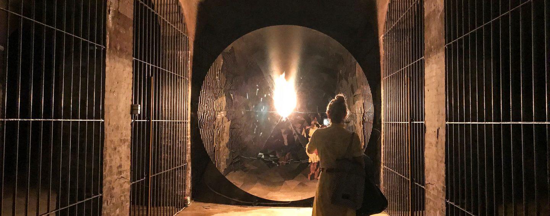 Udstilling i Cisternerne: IN IS THE ONLY WAY OUT