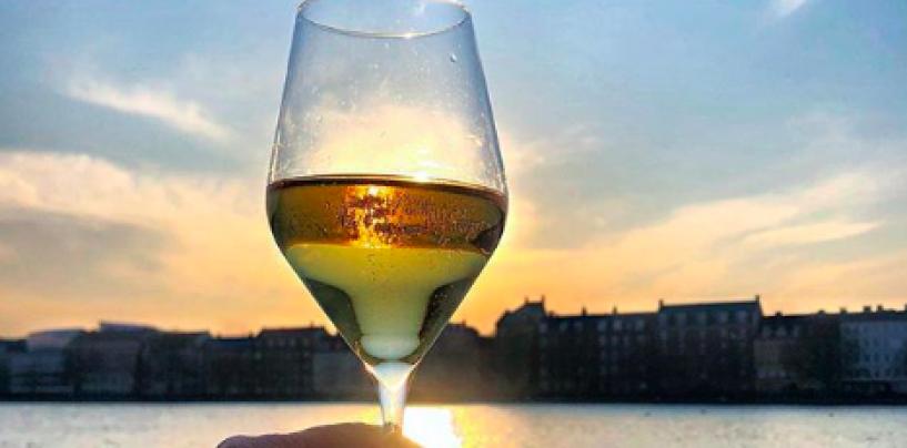 Champagnekælderen: Bobler ved Søerne