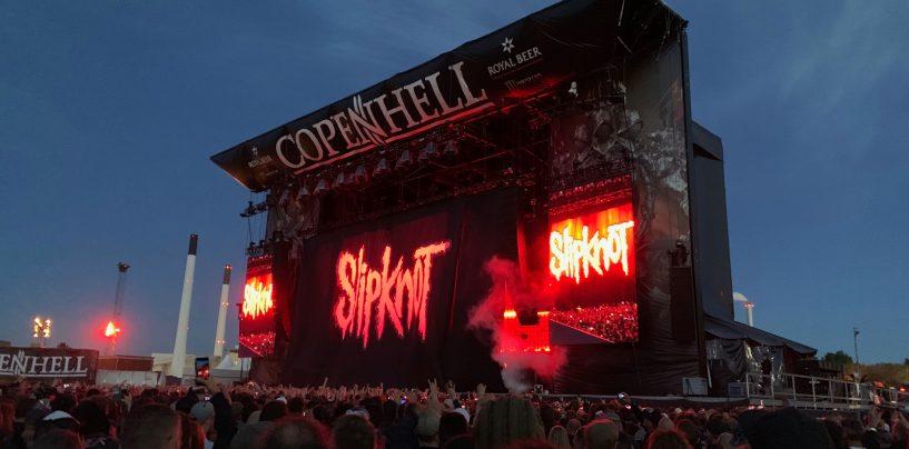 Slipknot lagde Copenhell ned