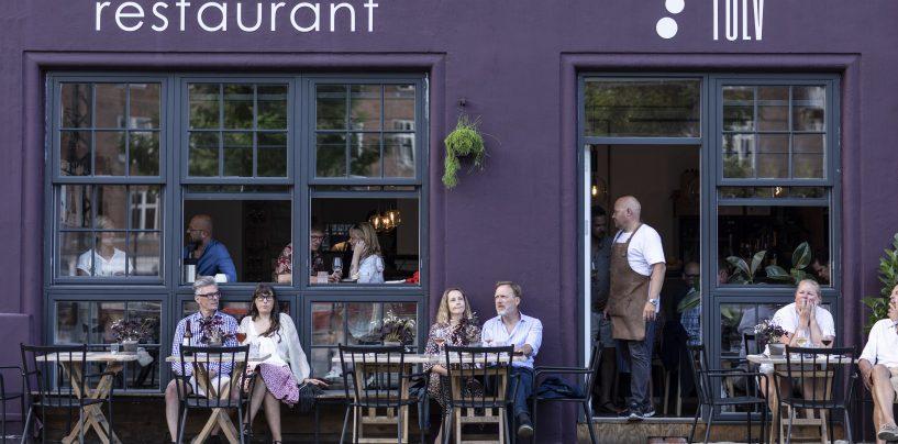 Tolv: Stemningsfuld restaurant og vinbar på Vesterbro