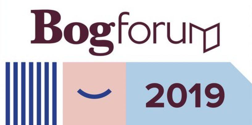 Årets BogForum 2019 bliver vildt!