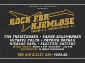 Interview med skaberne af Rock for Hjemløse