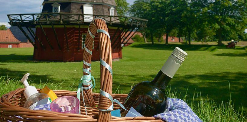 Kom til picnic på Kastellet