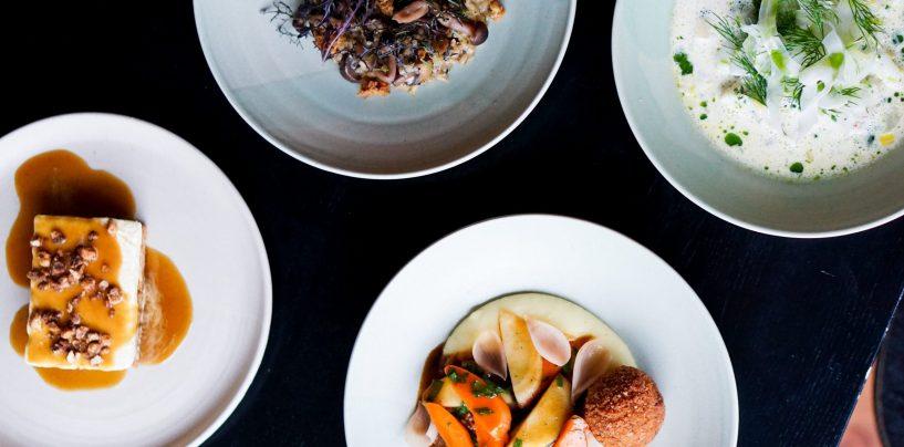 Restaurant Radio serverer frisk takeaway-menu hver uge