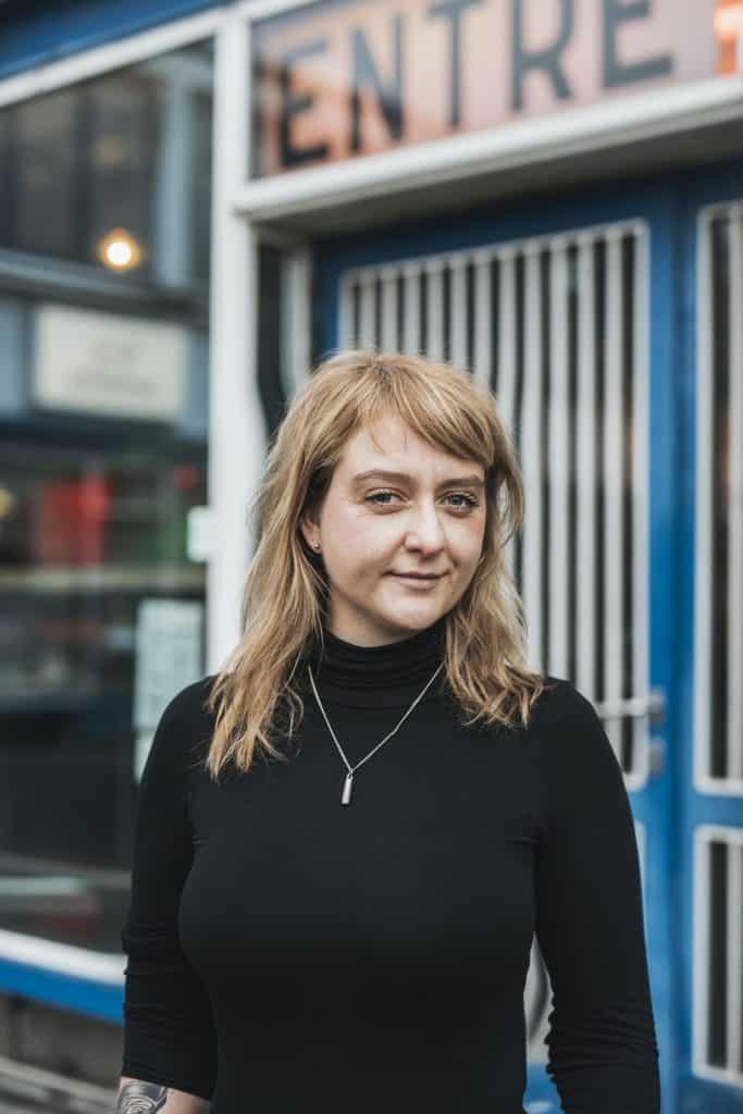 Mia Maja Hansson. Foto: Liv Kastrup