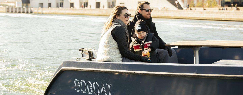 GoBoat åbner og inviterer 10.000 udsatte familier på gratis sejltur