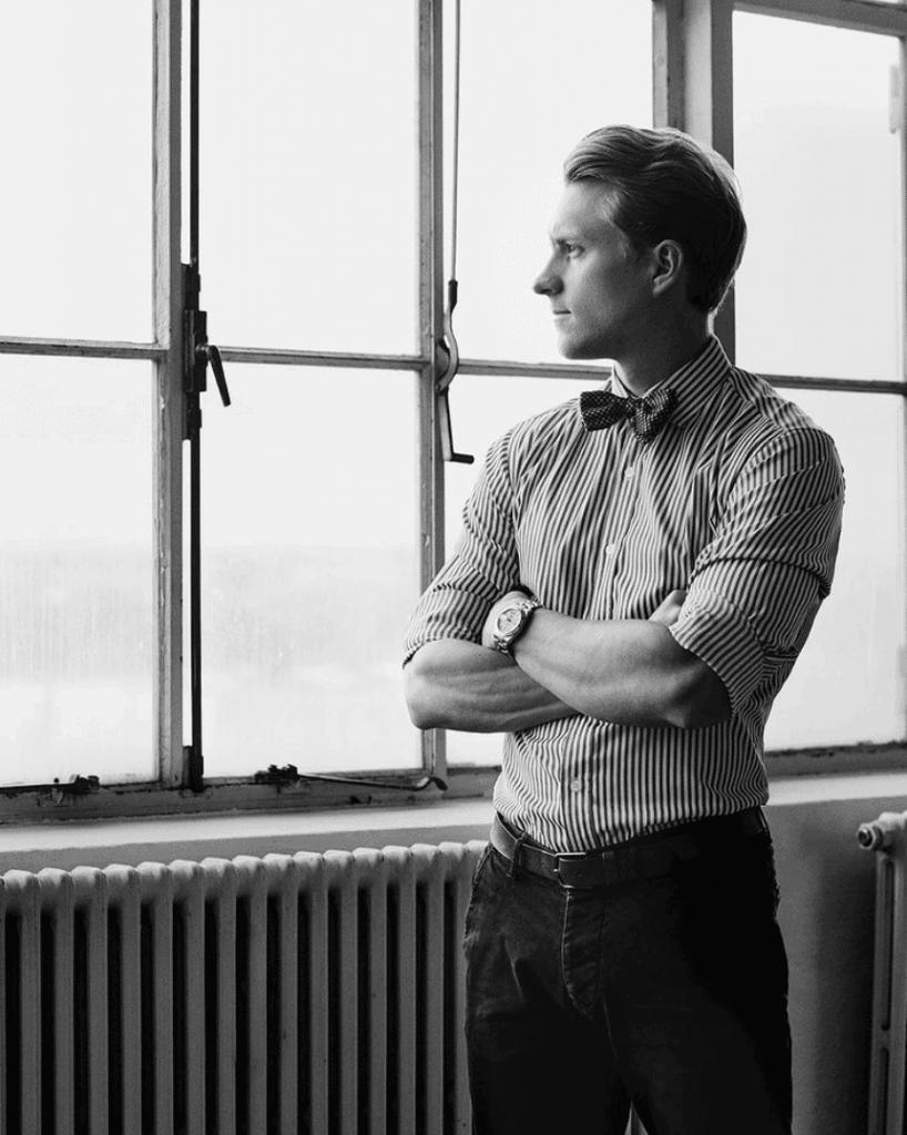 Rasmus Palsgård. Foto: Nicklas Ingemann