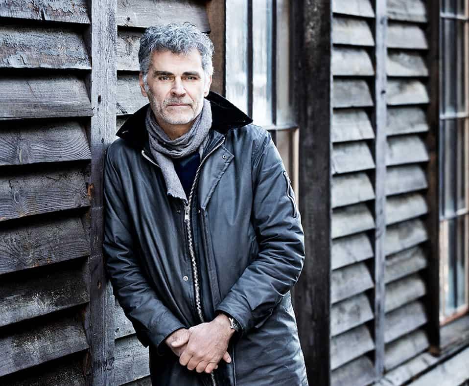 Jan Rørdam. Foto Stine Heilmann