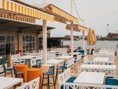 Seaside Toldboden: NYT GASTROHUS MED SYV STJERNEKOKKE OG SYV VERDENSHJØRNER