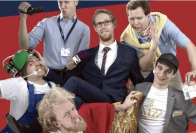 Satiregruppen Magt: Al MAGT til Folket