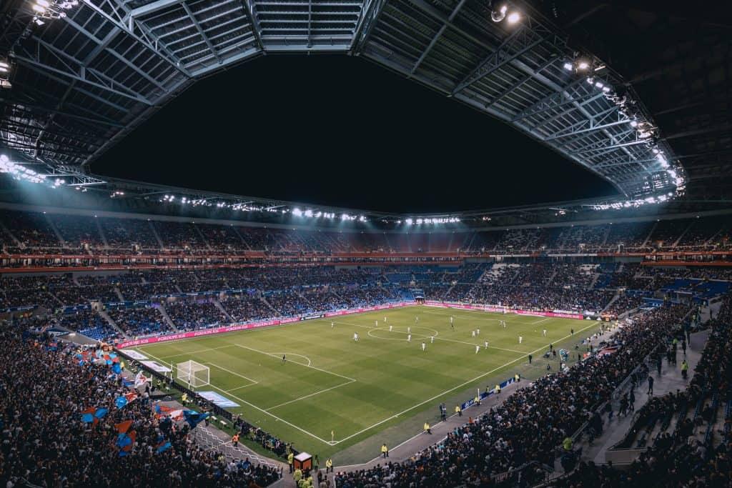Fodbold. Foto: Thomas Serer