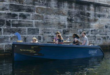 Vikinger forener Nationalmuseet og GoBoat i nyt partnerskab