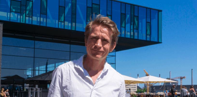Adam Aamann giver gastronomisk saltvandsindsprøjtning til området omkring Nyhavn