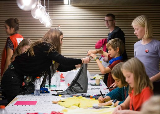 Kulturnatten i børnehøjde – 10 gode oplevelser